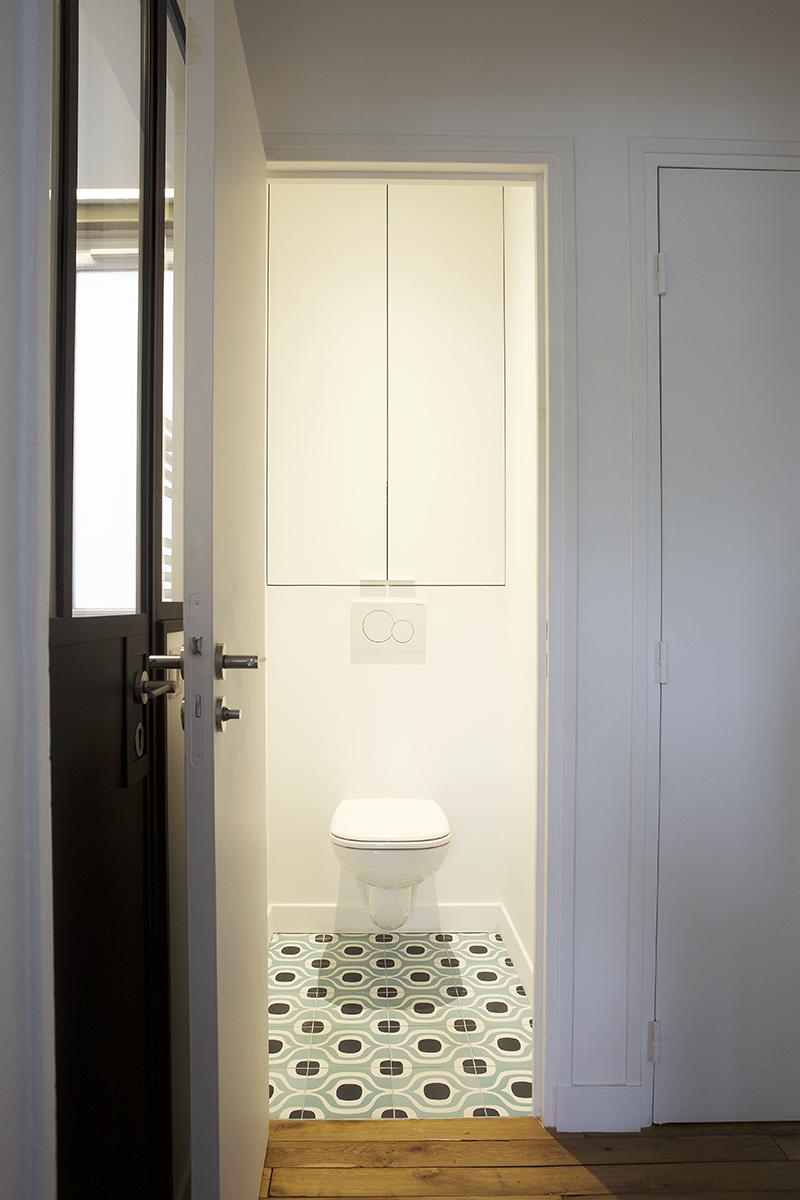Appartement S-Toilettes