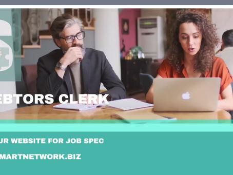 Senior Debtors Clerk