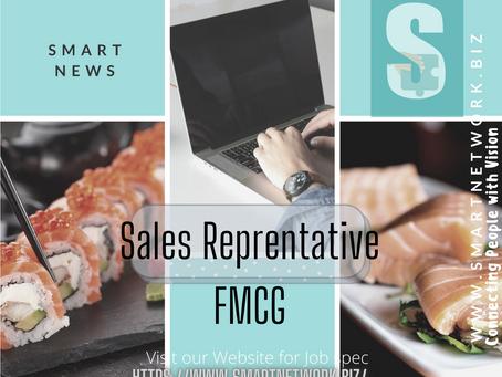 Sales Representative Sandton
