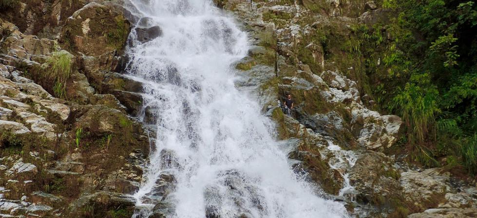 La cascada Margaritas, con una caida de 50 metros (165 ft), es una aventura que no te puedes perder.