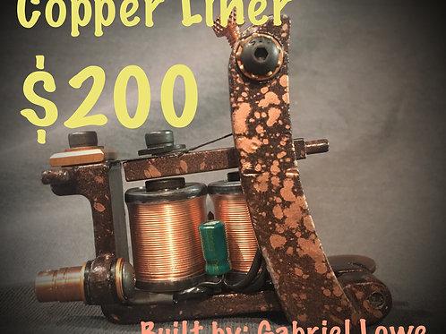 Copper Liner