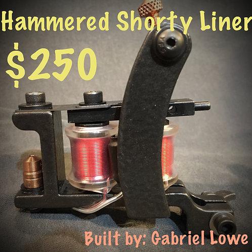 Hammered Shorty Liner