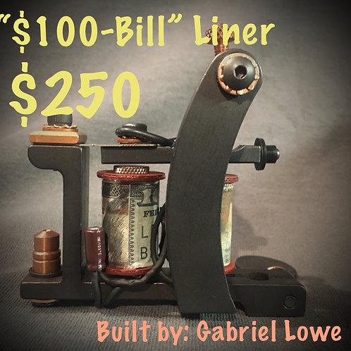 """""""$100-Bill"""" Liner"""