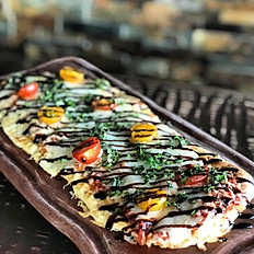 FRESH HERBS FLATBREAD
