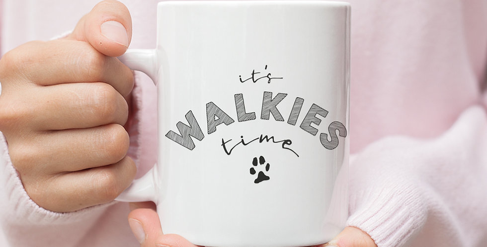 Walkies Mug