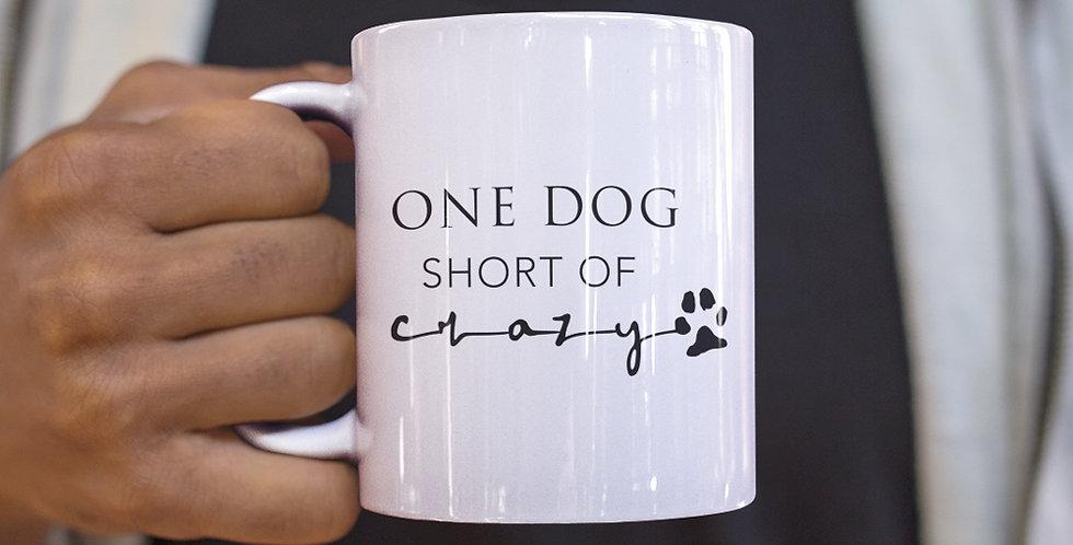 Dog Crazy Mug