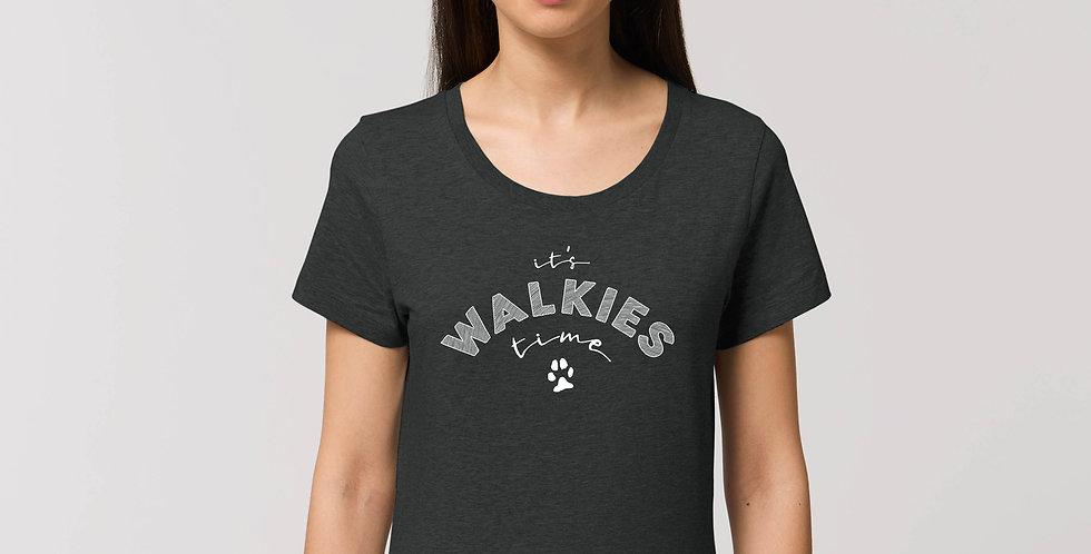 Walkies Womens T-Shirt