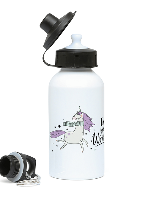 Magical Unicorn Personalised Drinks bottle