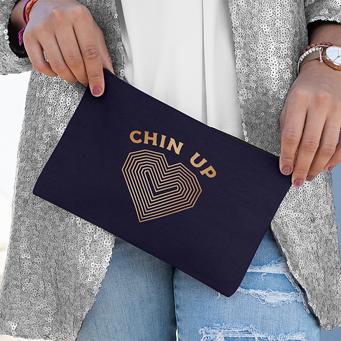 Chin Up Accessory Bag