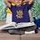 Thumbnail: Boys Neon Wild & Free T-shirt