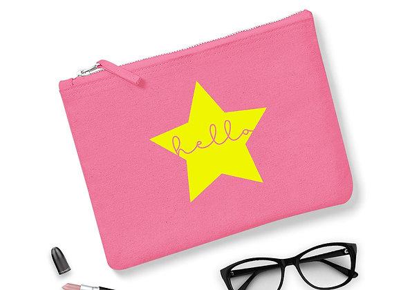 Hello Star Accessory Bag