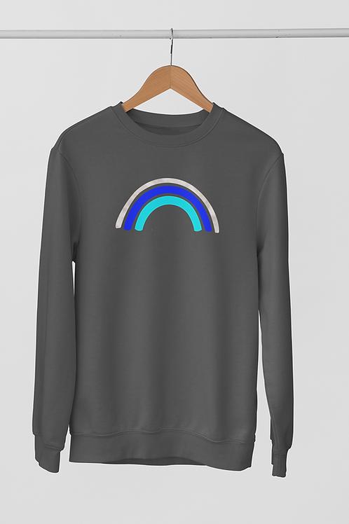 Moonlight Rainbow Sweatshirt