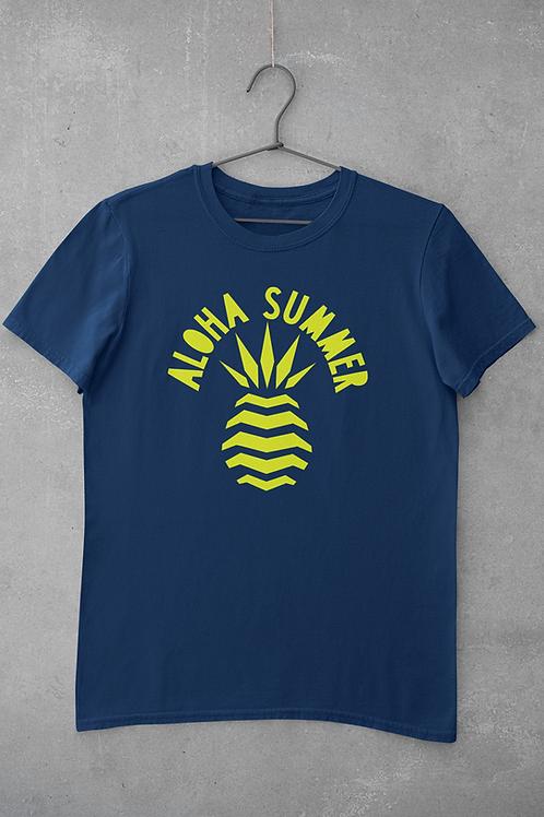 Kids Aloha Summer T-Shirt