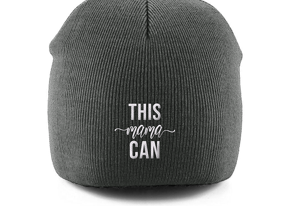 This Mama Can pull-on beanie