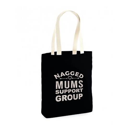 Nagged Mums Tote Bag