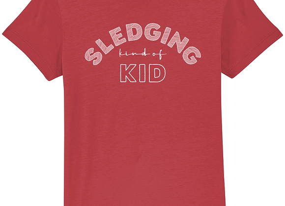 Sledging Kind of Kid T-shirt