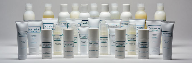 Face Reality Acne Clearing Product Line