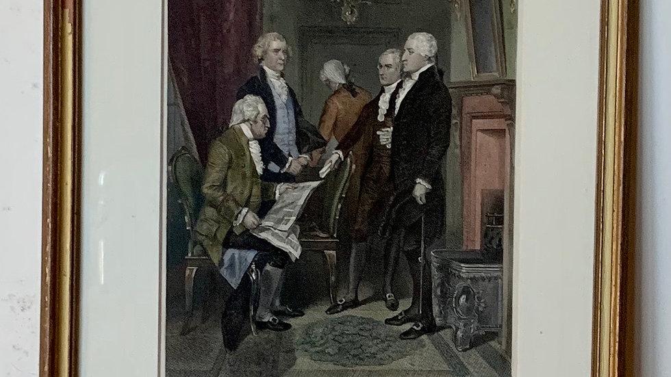 Washington Cabinet.