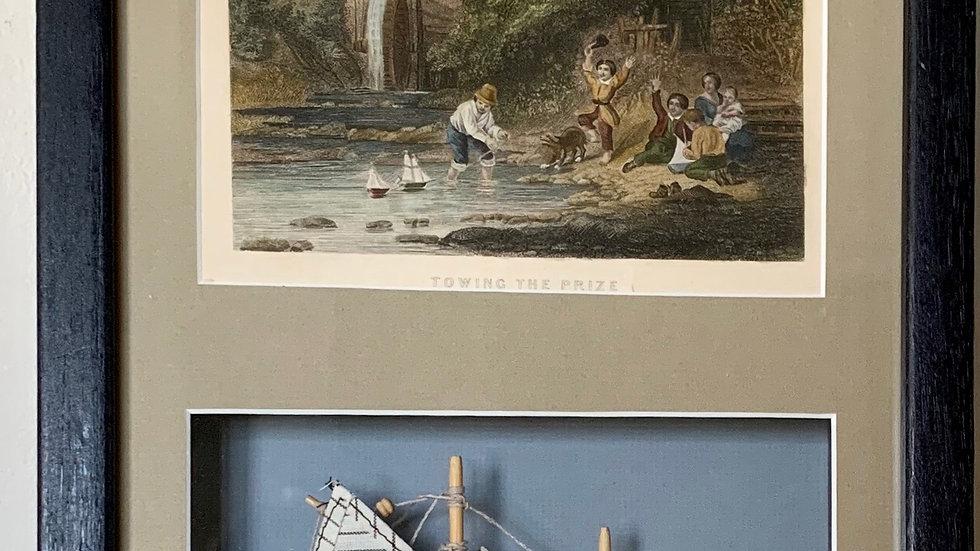Pond Boats.