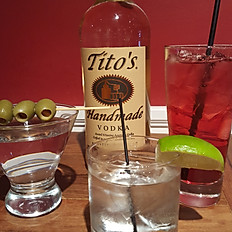 $2 off Tito's Cocktails