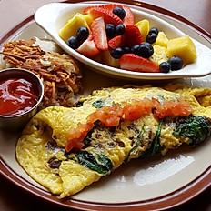 Three Egg Omelette