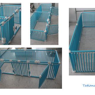 "Parque ""Azul bebé"""