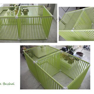 "Parque ""Verde pistacho"""