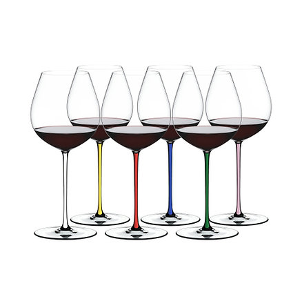 Riedel Gift Set Fatto A Mano Old World Pinot Noir