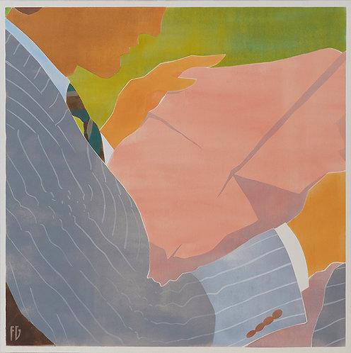 """""""Holland Park"""" Giclee Print"""