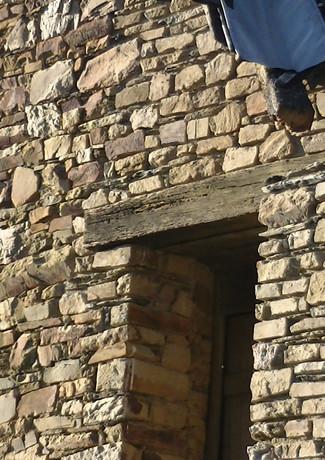 réparation angle mur