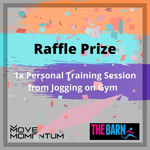 Personal training session from Jogging on Gym