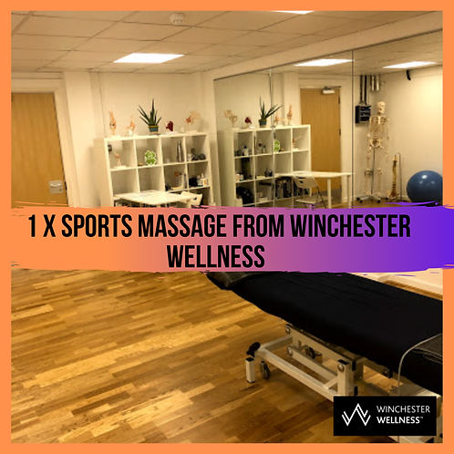 Sports Massage from Winchester Wellness