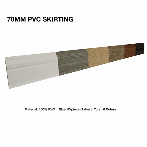 95MM PVC SKIRTING (FLOORING ACCESSORIES)