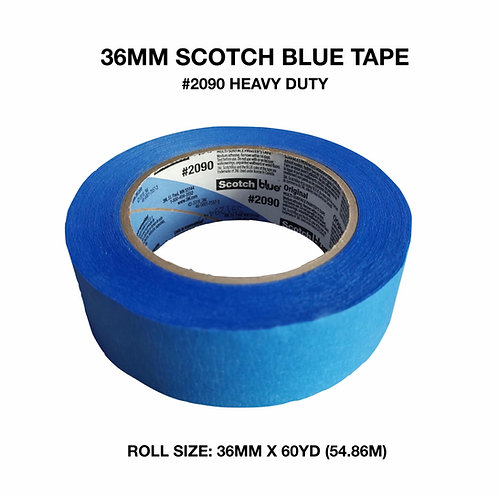 36MM SCOTCH BLUE TAPE #2090