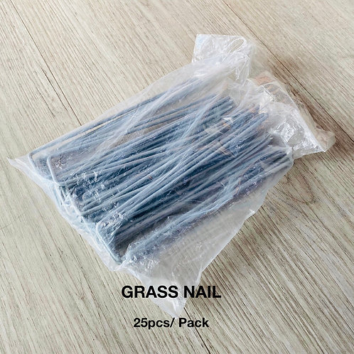 Grass Nail For Artificial Grass Use/ U-Nail Artificial Grass