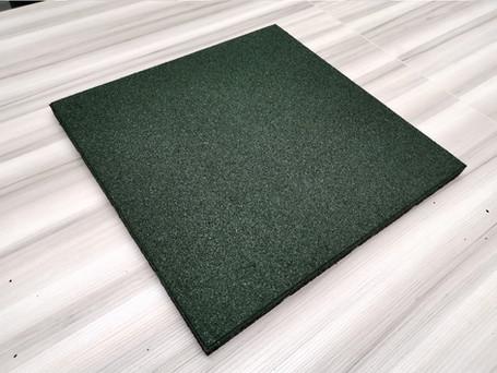 25mm Gymfit Sq-Rough Green