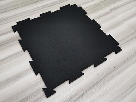 10mm Gymlock Sq-Fine Black