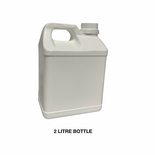 [READY STOCK] 2 LITERS HDPE BOTTLE/ 2000ML EMPTY CONTAINER/ SCREW CAP
