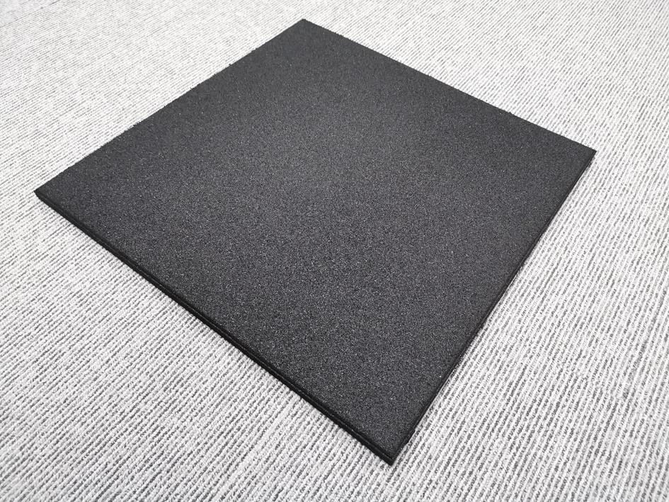 15mm Gymfit Sq-Fine Black