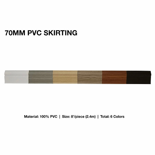 70MM PVC SKIRTING (FLOORING ACCESSORIES)