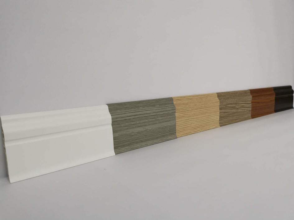 70MM PVC SKIRTING