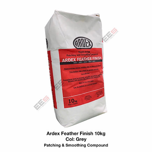 ARDEX FEATHER FINISH 10KG/ SELF-DRYING CEMENT BASED FINISH UNDERLAYMENT