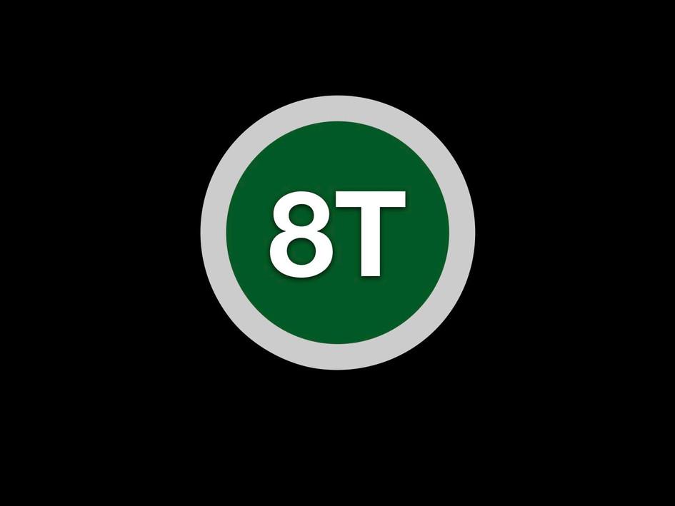 8T LAMINATE FLOOR