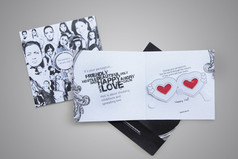 CORPORATE AND WEDDING CARD