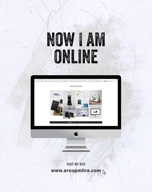Now I am online