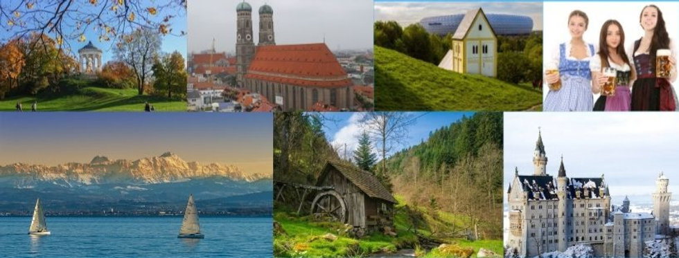 Private tours in Munich and Southern Germany
