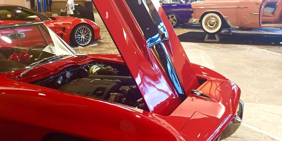 Galveston Corvette Chevy Expo