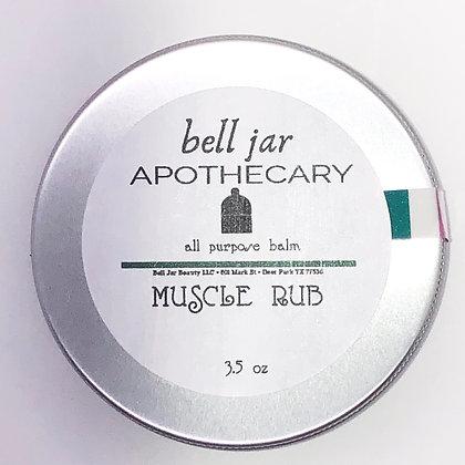 Mentholated Muscle Rub