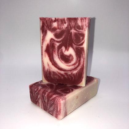 Peppermint Vanilla Soap