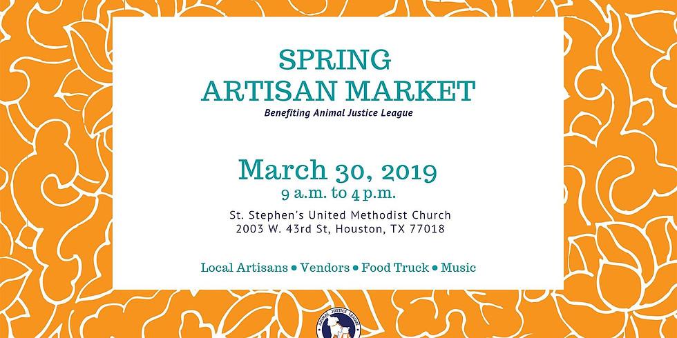 Spring Artisan Market